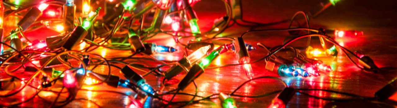Fairy Lights Fire Safety