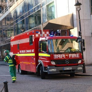 Fire Service Warns Businesses