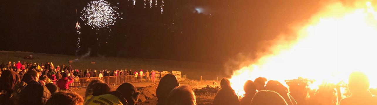 Planning A Bonfire Night Event