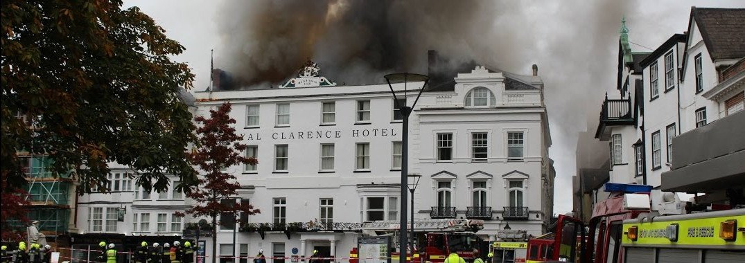Protecting Heritage Buildings Against Fire