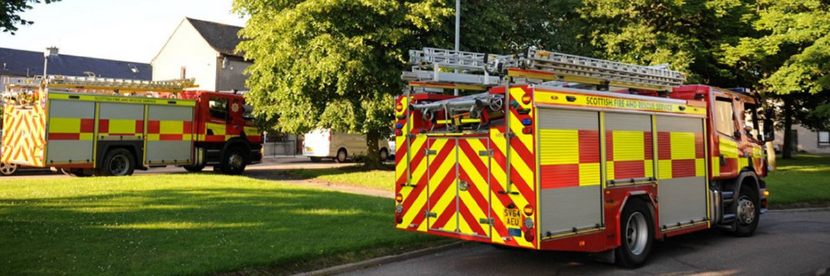 Sheltered Housing Fires