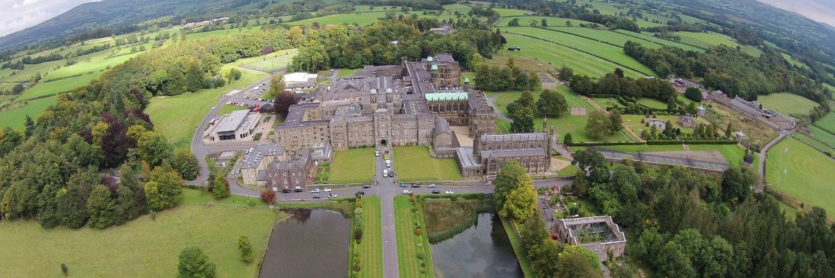 Stonyhurst Heritage Centre Works Begin